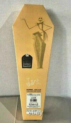 Disney The Nightmare Before Christmas Gold Jack figure Limited 2000 No, available