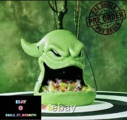 Disney The Nightmare Before Christmas Oogie Boogie Halloween Candy Dish PreOrder