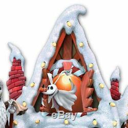 Disney The Nightmare Before Christmas Town Cuckoo Clock by Bradford Exchange