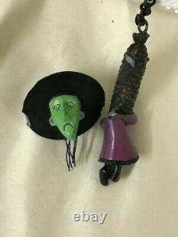 Disney Tim Burtons The Nightmare Before Christmas Cuckoo Clock DAMAGED