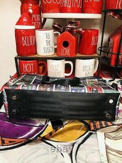 Disney Tim Burtons The Nightmare Before Christmas Harveys Tote Bag