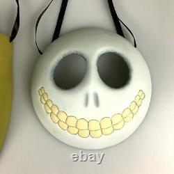 Disney Touchstone Nightmare Before Christmas Lock Stock Barrel LARGE Masks