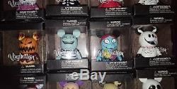 Disney Vinylmation Nightmare Before Christmas Series 1 Set of 12 New (8)