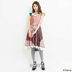 DisneyThe Nightmare Before Christmas Sally dress Woman Japan secret honey