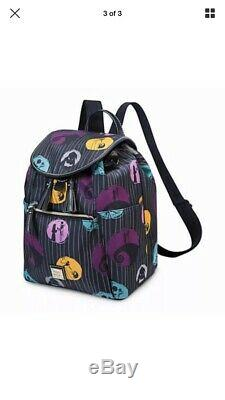Dooney & Bourke Disney NIGHTMARE BEFORE CHRISTMAS NBC Backpack. SOLD OUT