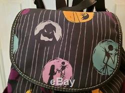 Dooney & Bourke Disney Nightmare Before Christmas EUC tote bag purse backpack