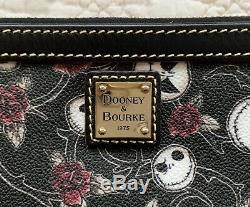 Dooney & Bourke Disney Wristlet The Pumpkin King Nightmare Before Christmas