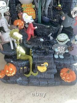 Extremely Rare Nightmare Before Christmas Clock