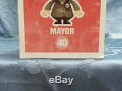 Funko POP! Disney Nightmare Before Christmas Mayor Vinyl Figure #40 Vaulted