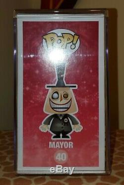 Funko Pop Disney Nightmare Before Christmas Mayor Vaulted