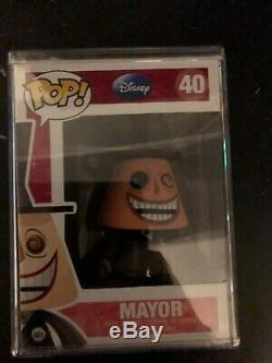 Funko Pop Disney Nightmare Before Christmas The Mayor Retired
