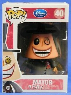 Funko Pop Disney Store #40 Mayor Nightmare Before Christmas