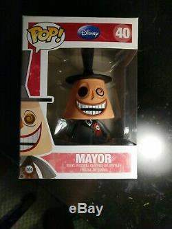 Funko Pop Mayor, No. 40, The Nightmare Before Christmas/Disney