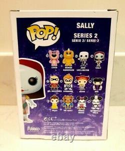 Funko Pop! Sally 16 Glow Nightmare Before Christmas 252 Pieces Pop! Disney