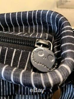 HARVEYS Seatbelt Bag Disney NIghtmare Before Christmas NBC Convertible Tote