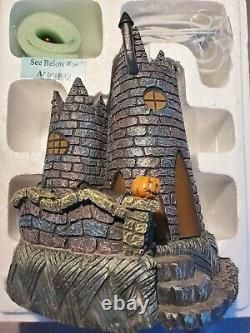 HAWTHORNE VILLAGE Nightmare Before Christmas MELTY HOUSE COMPLETE NIB