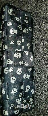 Harvey's Seatbelt Bag Large Skull Satchel Nightmare Before Christmas Disney EUC