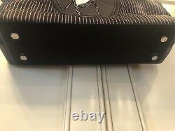Harveys Disney Jack & Sally Nightmare Before Christmas Medium Seatbelt Tote Bag
