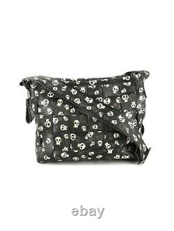 Harveys Disney Nightmare Before Christmas Skulls Black Crossbody Bag Purse Rare
