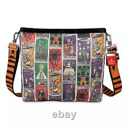 Harveys Seatbelt Bag The Nightmare Before Christmas Crossbody Bag Disney Haunted