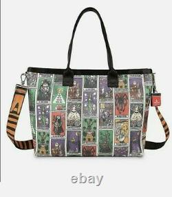 Harveys Seatbelt Bag The Nightmare Before Christmas Tote Streamline -in hand