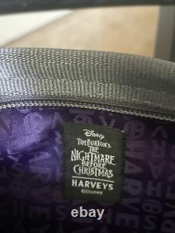 Harveys Seatbelt Disney Nightmare Before Christmas Sally Hip Pack Crossbody Rare