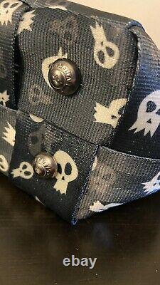 Harveys Seatbelt Disney Nightmare Before Christmas Skulls Baguette