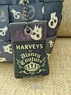 Harveys x Disney Couture Baguette Handbag Nightmare Before Christmas Skulls