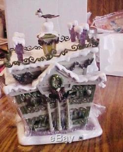 Haunted Mansion Holiday Nightmare Before Christmas Jack Skellington House Disney