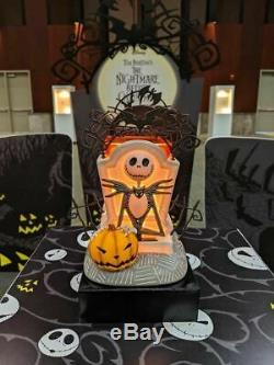 Jack Skellington Wax Warmer by Scentsy The Nightmare Before Christmas DISNEY ++