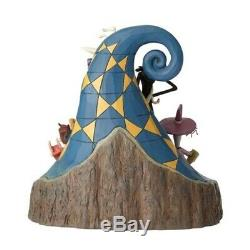 Jim Shore Disney Nightmare Before Christmas Carved by Heart Figurine 6001287
