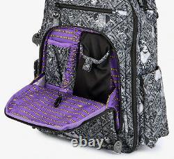 Ju Ju Be Disney X Be Right Back Backpack Baby Diaper Bag Nightmare Before NEW
