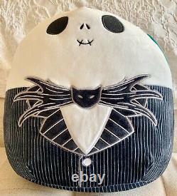 LOT 9 Squishmallow Nightmare Before Christmas 12 NWT Halloween Jack Zero Sally