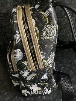 Loungefly Disney NBC Nightmare before Christmas Tarot Mini Backpack