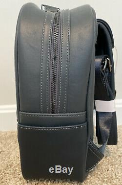 Loungefly Disney Nightmare Before Christmas Jack Sally Mini Backpack Wallet Set