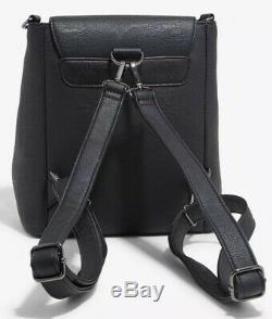 Loungefly Disney Nightmare Before Christmas Jack Skellington Backpack Bag NWT