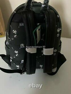 Loungefly Disney Nightmare Before Christmas Jack Skellington Poses Mini Backpack