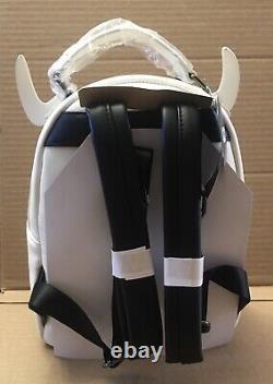 Loungefly Mini Backpack Zero Light Up Nose Nightmare Before Christmas Brand New