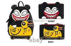 Loungefly Nightmare Before Christmas Scary Teddy Undead Duck Backpack & Wallet