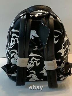 Loungefly Nightmare Before Christmas Zero Mini Backpack And Wallet Set