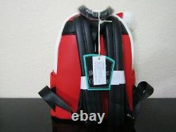 Loungefly X Disney The Nightmare Before Christmas Santa Jack Mini Backpack Nwt