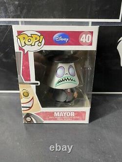 Mayor funko pop nightmare before christmas Disney