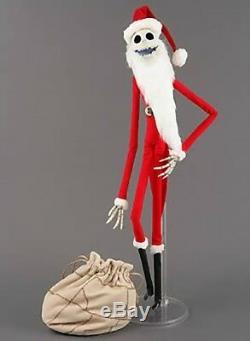 Medicom The Nightmare Before Christmas Jack Skellington Santa ver Prop 1/1 Scale
