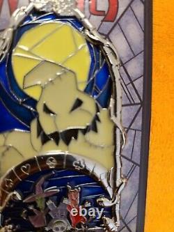 NEW Disney Oogie Boogie Windows of Evil Pin Nightmare Before Christmas NBC RARE