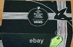 NEW Disney x Vans Nightmare Before Christmas Stacked Era Sally Cosplay Womens