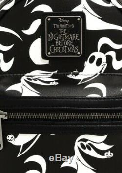 NEW WITH TAGS! Loungefly Nightmare Before Christmas Zero Mini Backpack