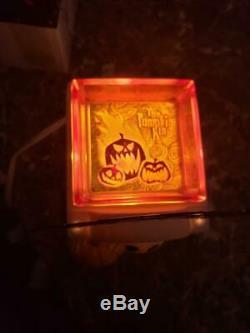 NIB Scentsy Jack Skellington Nightmare Before Christmas Warmer Disney Halloween