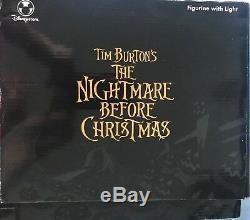 NIGHTMARE BEFORE CHRISTMAS JACK LARGE STATUE DISNEY Big Figure