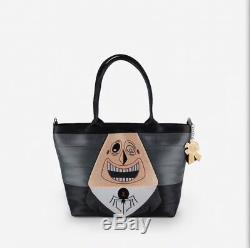 NIP Disney Harveys The Nightmare Before Christmas Mayor Mini Streamline Bag NEW