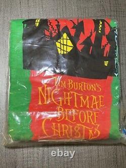 NOS vintage 1998 NIGHTMARE BEFORE CHRISTMAS shirt L Jack 90s New anime Disney